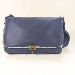 Grand sac Louisette simple zip